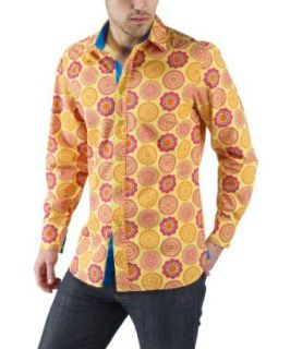 Joe Browns Mens Crazy Retro Shirt, Multi, Small Clothing