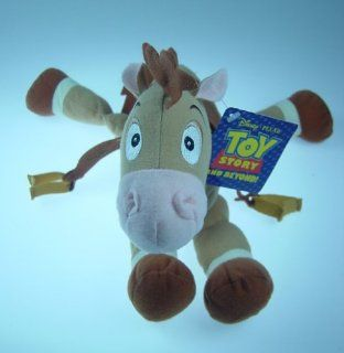 10 Toy Story & Beyond Bullseye Plush Doll Toys & Games