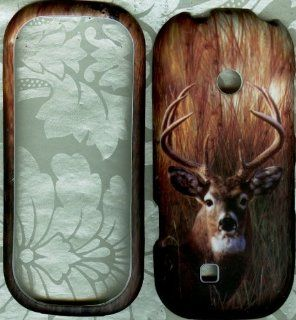 Camo Buck Deer Lg Cosmos 2 Ii Vn251 Verizon Case Cover
