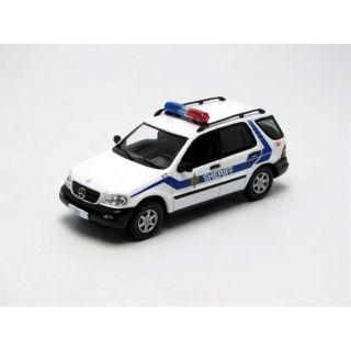 IXO 1/43 MERCEDES BENZ ML 320   Police Alabama   Achat / Vente MODELE