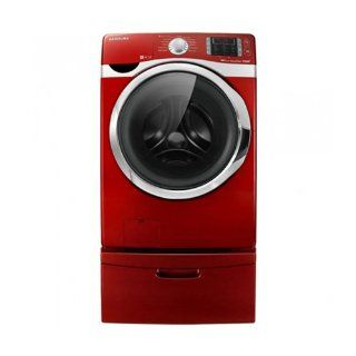 Samsung 4.3 Cu. Ft. Red Front Load Washer   WF511ABR
