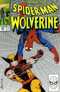 Marvel Tales #243 : Starring Spider Man and Wolverine in Scents and