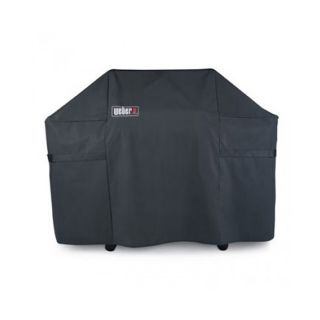 Weber Black Summit S 400 Premium Vinyl Grill Cover