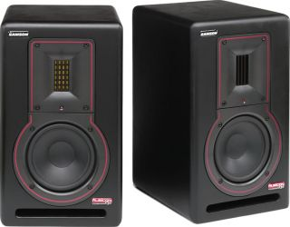Samson Rubicon R6A Active Ribbon Monitor Speakers