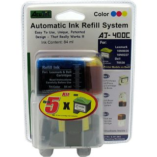 AcuJet AJ 400C 41 Color Ink Refill Station