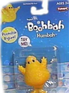 Boohbah Humbah Poseable Figure: Toys & Games