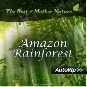 Rainforest   *Nature Sounds CD* Best of Mother