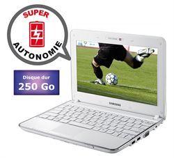 Avis Samsung N210 Crystal White –