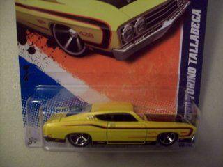 Exclusive 69 Ford Torino Talladega Yellow #103/244: Toys & Games