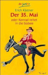 Der 35. Mai oder Konrad reitet in die Südsee Erich