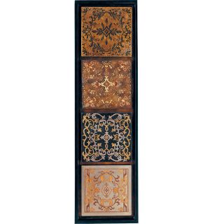 Classical 4 tile Wall Art