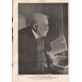 1915 Print Author William Dean Howells