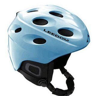 Leedom P5 Prophet Ski Helm, blau, ML (56cm) Sport