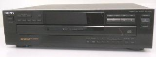Sony CDP C245 Compact Disc Player 5 Disc Ex Change System