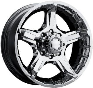 Ultra Wheels PeaceMaker RWD Type 139 Chrome   16 X 8 Inch Wheel
