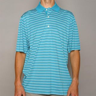 Greg Norman Mens Aqua Play Dry Golf Polo