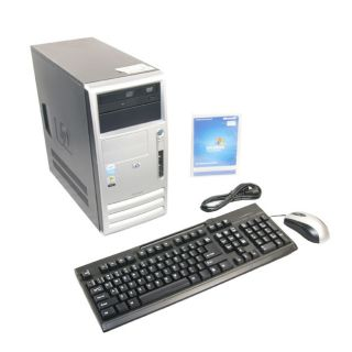 HP DC5100 3.2GHz 160GB Desktop Computer (Refurbished)