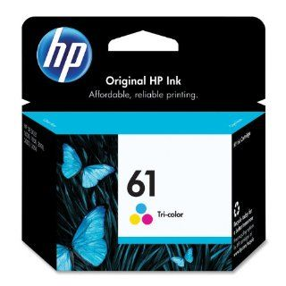 HP 61 CH562WN#140 Tri Color Ink Cartridge in Retail