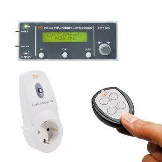 FS20 ZPS Zirkulationspumpen Steuerung mit Funk Elektronik