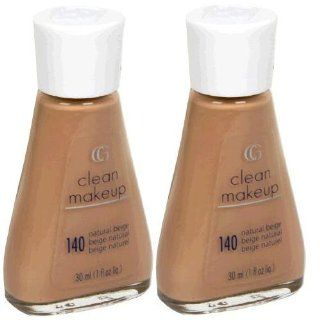 CoverGirl Clean Liquid Make Up #140 Natural Beige (Qty. Of