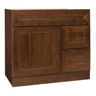 San Remo Series 36x21 inch Right side Drawers Vanity Base