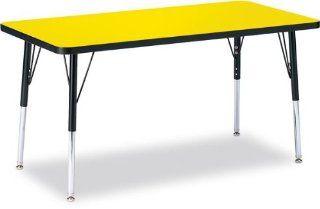 Jonti Craft 6403JC Ridgeline KYDZ Rectangle Activity Table