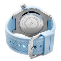 Swiss Legend Mens Neptune Light Blue Silicone Watch