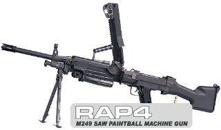 M249 SAW Minimi Paintball Machine Gun   paintball gun