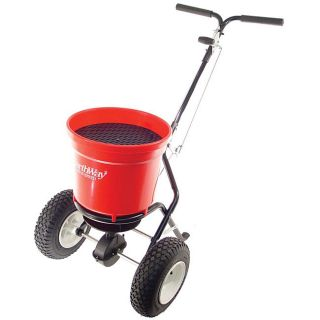 Earthway 2150 Pneumatic Tire Push Commercial Spreader