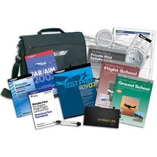 ASA Private Student Pilot Kit for Part 141: Everything Else