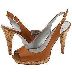 Jessica Simpson Hanson Light Tan Leather