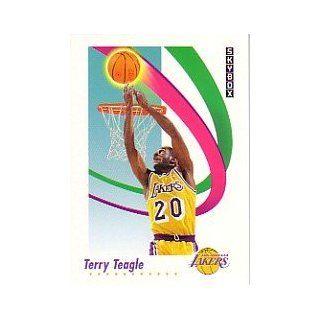 1991 92 SkyBox #141 Terry Teagle: Collectibles