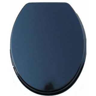 Black Molded Wood Solid Toilet Seat Today $28.99 2.0 (2 reviews)