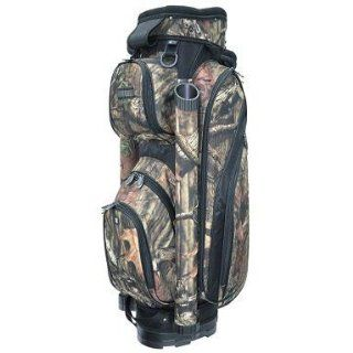 RJ Sports Mossy Oak EX 250 Cart Bag: Sports & Outdoors