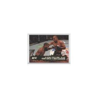 /Brad Blackburn (Trading Card) 2009 Topps UFC Gold #141 Collectibles