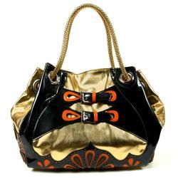 Nicole Lee Enola Flower Power Shoulder Handbag