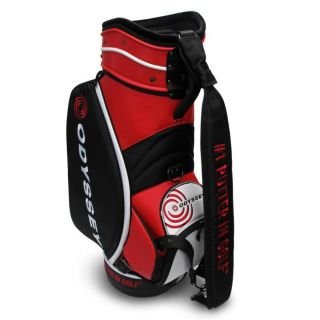 Odyssey Black/ Red Tour Staff Bag