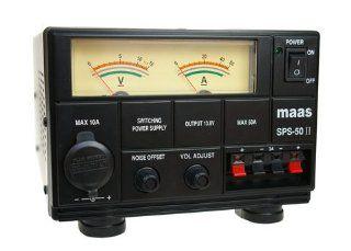 Maas SPS 50 II Schaltnetzteil 9 15 V 50 55 A Elektronik