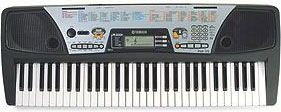 Yamaha PSR175 Keyboard with 61 Piano size Keys (Refurbished