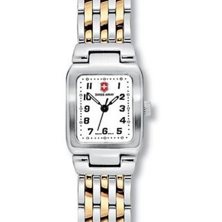 Swiss Army Womens Cavalier II Two tone Watch