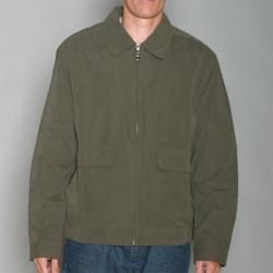 Cutter & Buck Mens WeatherTec Bomber Jacket