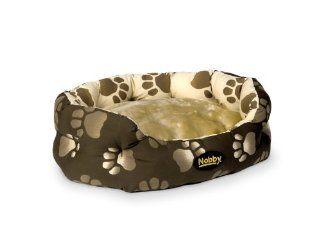 Nobby 71434 Komfortbett für Hunde Paw L x B x H 90 x 70 x 24 cm