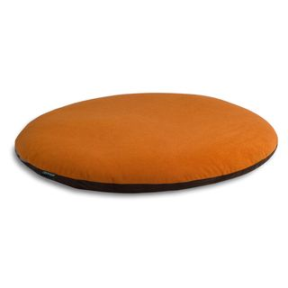 The Comfy Spot Persimmon Round Small Pet Bed