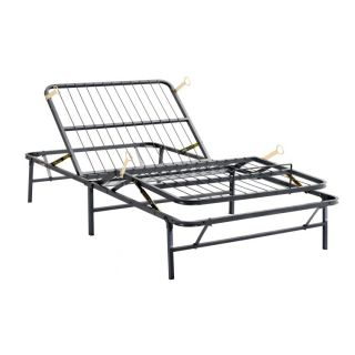 Pragma Simple Adjust Twin Steel Bed Frame Today $424.99