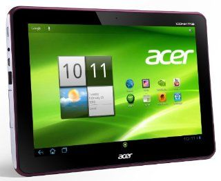 Acer Iconia A200 25,7 cm Tablet PC metallic rot: Computer