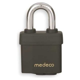Medeco 54T7150006XX Padlock.High Security, Keyed Different