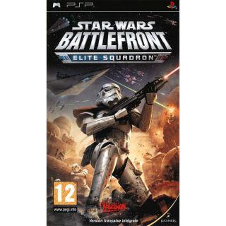 STAR WARS BATTLEFRONT  Elite Squadron / JEU POUR   Achat / Vente PSP