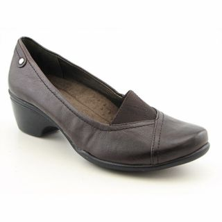 Hush Puppies Womens Dark Brown Empress Loafers