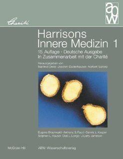 Harrisons Innere Medizin. 2 Bände. M. Dieel, J