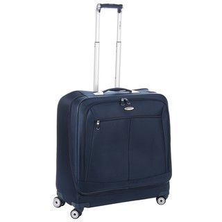 Samsonite Blue Silhouette 11 Spinner Garment Bag